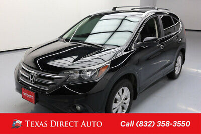 2014 Honda CR-V EX-L Texas Direct Auto 2014 EX-L Used 2.4L I4 16V Automatic FWD SUV