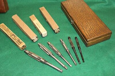 Vintage 6 pc. set of Critchley type expansion reamers CLEVELAND-CRAFTSMAN NMINT!