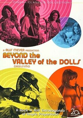 Beyond The Valley Of The Dolls (Orgissimo) *new Dvd