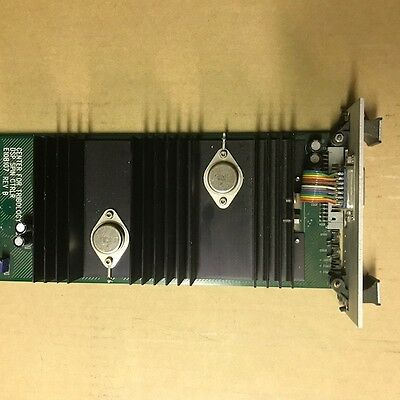 1 Board with 2 x LM12CLK power Amplifier IC on Heat Sink DSP controller tested