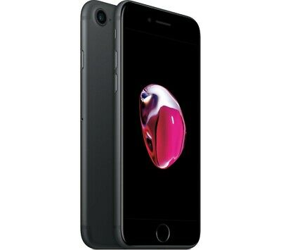 Apple iPhone 7 - 128GB - Black - unlocked
