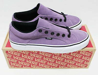 39f1c3a744a6d2  70 OG DS VANS Lampin Suede Lilac Montana-Grape Low Top Lace Sneakers 9.5  Men s