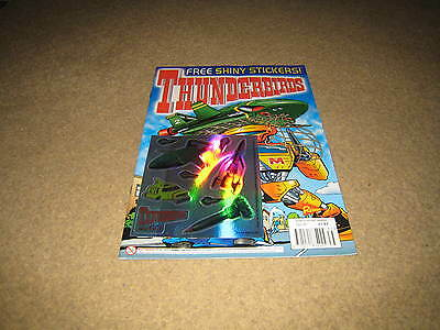 Redan Thunderbirds Comic Issue 35 INC. FREE GIFT (from early 2000s)