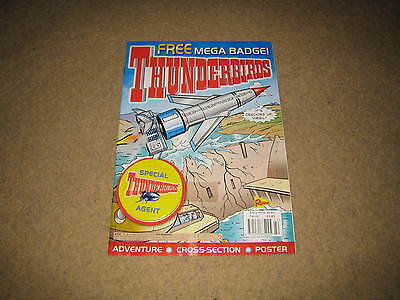 Redan Thunderbirds Comic Issue 42 INC. FREE GIFT (from early 2000s)