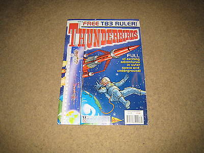 Redan Thunderbirds Comic Issue 39 INC. FREE GIFT (from early 2000s)