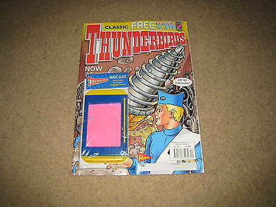 Redan Thunderbirds Comic Issue 44 INC. FREE GIFT (from early 2000s)
