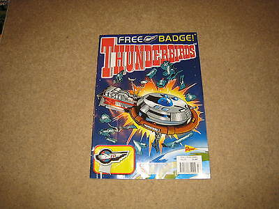 Redan Thunderbirds Comic Issue 32 INC. FREE GIFT (from early 2000s)