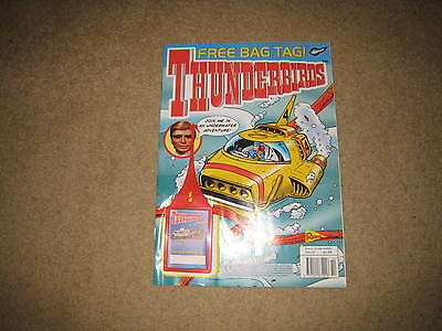 Redan Thunderbirds Comic Issue 14 INC. FREE GIFT (from early 2000s)