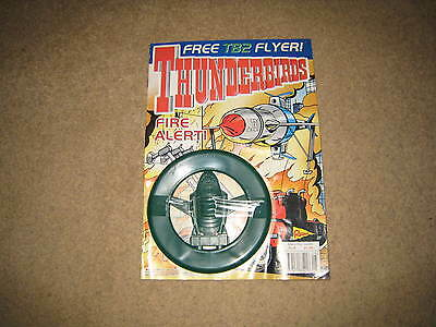 Redan Thunderbirds Comic Issue 8 INC. FREE GIFT (from early 2000s)
