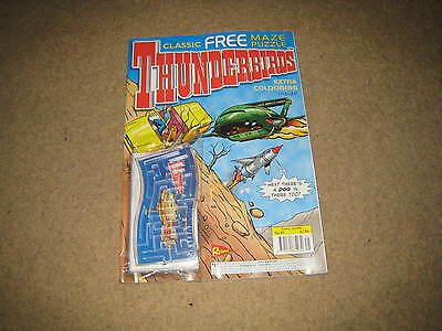 Redan Thunderbirds Comic Issue 45 INC. FREE GIFT (from early 2000s)