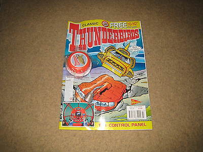 Redan Thunderbirds Comic Issue 43 INC. FREE GIFT (from early 2000s)