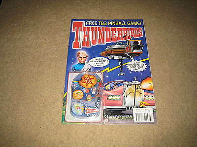 Redan Thunderbirds Comic Issue 33 INC. FREE GIFT (from early 2000s)