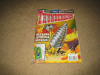 Redan Thunderbirds Comic Issue 34 INC. FREE GIFT (from early 2000s)