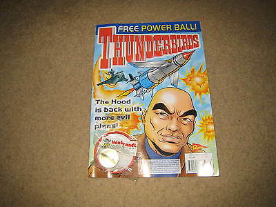 Redan Thunderbirds Comic Issue 36 INC. FREE GIFT (from early 2000s)
