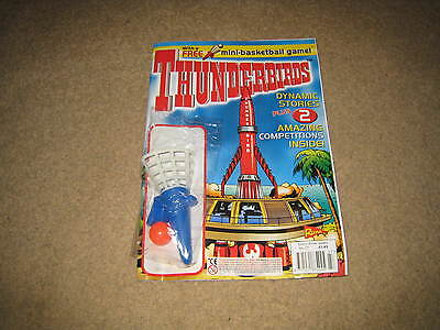 Redan Thunderbirds Comic Issue 27 INC. FREE GIFT (from early 2000s)