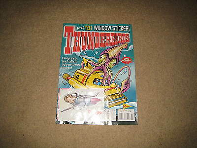 Redan Thunderbirds Comic Issue 23 INC. FREE GIFT (from early 2000s)