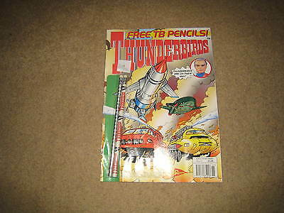Redan Thunderbirds Comic Issue 15 INC. FREE GIFT (from early 2000s)