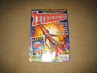 Redan Thunderbirds Comic Issue 24 (from early 2000s)