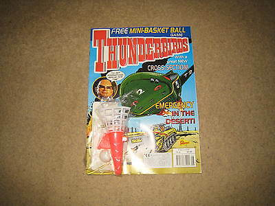 Redan Thunderbirds Comic Issue 6 INC. FREE GIFT (from early 2000s)