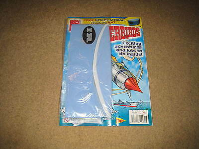 Redan Thunderbirds Comic Issue 28 INC. FREE GIFT (from early 2000s)