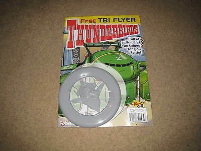 Redan Thunderbirds Comic Issue 37 INC. FREE GIFT (from early 2000s)