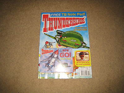 Redan Thunderbirds Comic Issue 19 INC. FREE GIFT (from early 2000s)