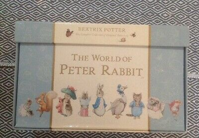 The World of Peter Rabbit Box Set. 23 Book Collection! - Frederick Warne & Co.