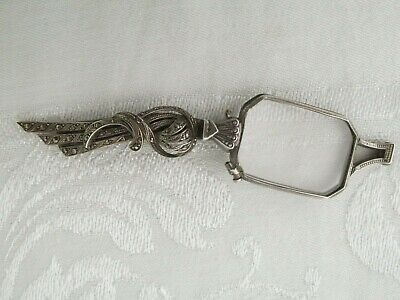Antique or Vintage Marcasite Lorgnette