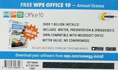 WPS OFFICE BUSINESS , Office Word , Excel ,Powerpoint