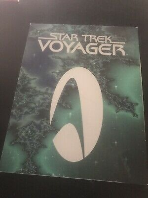 Star Trek Voyager Writers Guide LIMITED EDITION