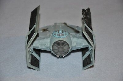 Star Wars Micro Machines Action Fleet Darth Vader's Tie Fighter