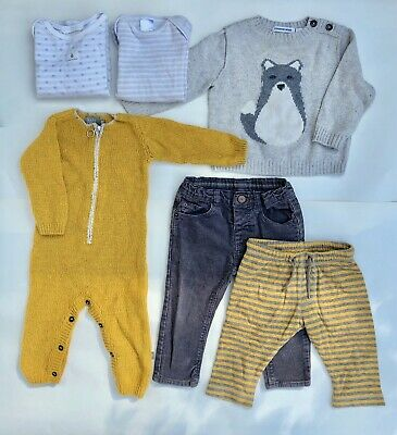 Baby Boy Clothes 3/6, 6-12 Months Country Road, Kids Case, Zara