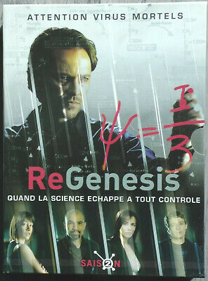 3 Dvd Regenesis Saison 2/Coffret/Christina Jennings/Peter Outerbridge
