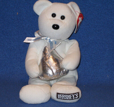 TY HUGSY the BEAR - WALGREENS EXCLUSIVE BEANIE BABY - MINT TAG - PLEASE READ
