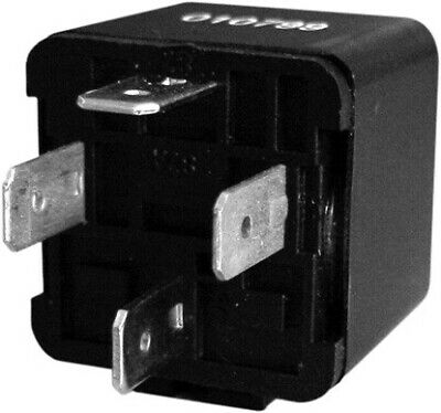 Relay - 12V - 30A - 4-Pin - On/Off PR01