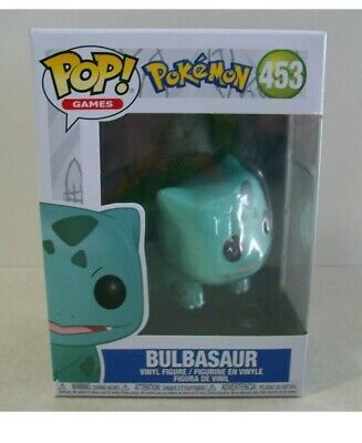 Pokemon Bulbasaur Funko Pop Vinyl 453 In Hand Not Available In UK RARE