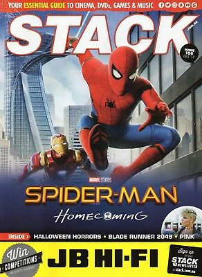 Stack Magazine Spider-Man Blade Runner 2049 Pink Assassins Creed Origins - #156