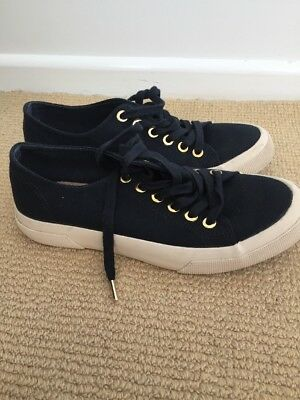 Country Road Womens Sneakers Navy Size 37