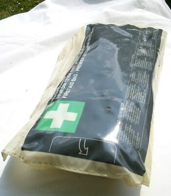 Vintage MERCEDES First Aid Kit Verbandtasche DIN 13164  by Hartmann