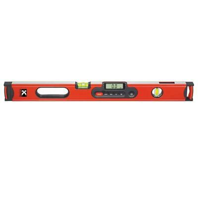 "KAPRO Digiman Professional 48"" Magnetic Digital Precision Box Level w/ Carry Bag"