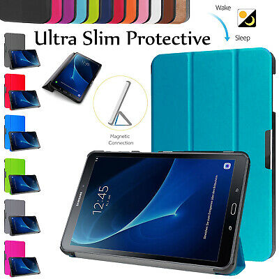 """Samsung Galaxy Tab E 9.6"""" Inch SM-T560/T561 Smart Stand Case Magnetic Flip Cover"""