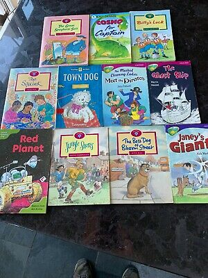 OXFORD READING TREE LOT OF 11 BOOKS Learn To Read Easily