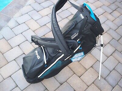 ea0720762247 PING MONSOON HOFFER Carry Golf Bag With Stand - New With Tag ...