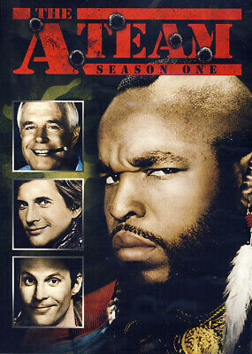 The A-Team - Season One (Keepcase) New DVD