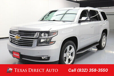 2015 Chevrolet Tahoe LTZ Texas Direct Auto 2015 LTZ Used 5.3L V8 16V Automatic 4WD SUV Bose OnStar