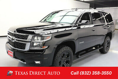 2018 Chevrolet Tahoe LT Texas Direct Auto 2018 LT Used 5.3L V8 16V Automatic 4WD SUV Bose OnStar