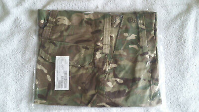"""British Army Mtp Warm Weather Combat Trousers. New. 80/84/100, W33.6"""", L 32"""""""