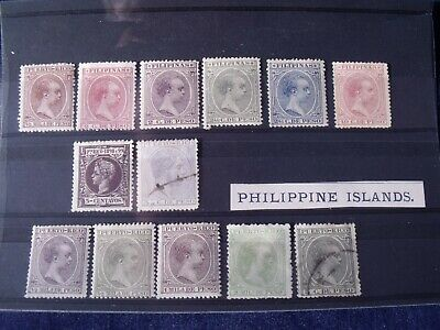 Stamps Philippines Job Lot Mint & Used