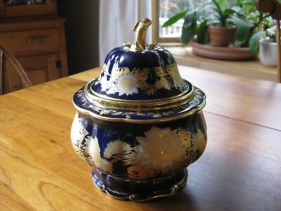 Vintage Hutschenreuther Dish With Lid