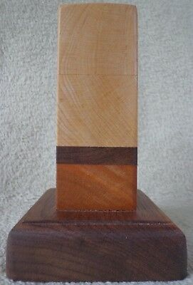 RHC Wood Candle Holder Taper Art & Crafts Movement Prairie School ~FREE SHIPPING